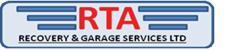 RTA Recovery & Garage Services Ltd. Logo